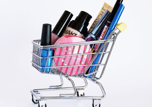Sales Enablement Tool for a Cosmetic Company