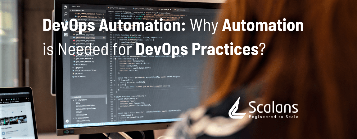 DevOps Automation - Why Automation is Needed for DevOps Practices.